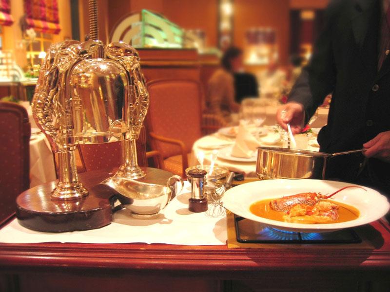 Где поесть в Брюсселе: ресторан Sea Grill
