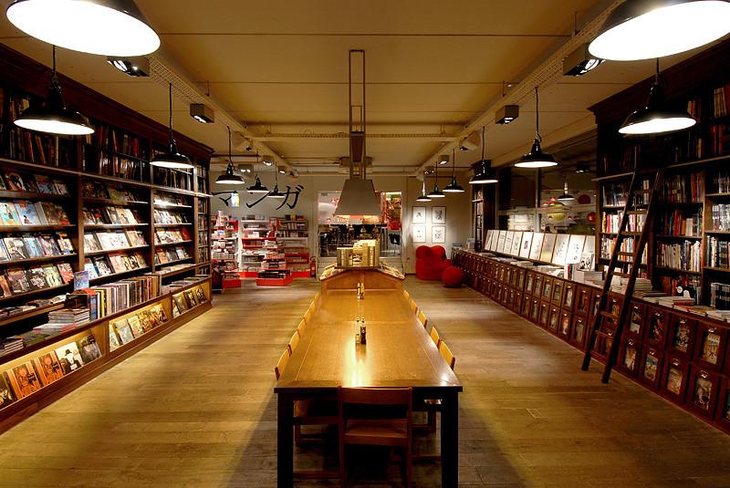 Где поесть в Брюсселе: ресторан Cook and book