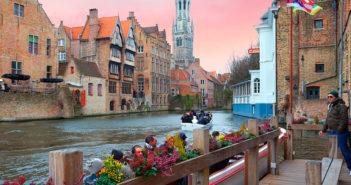 10 мест, куда можно съездить из Брюсселя на один день