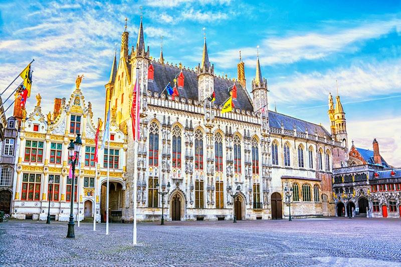 Достопримечательности Брюгге: Старая канцелярия суда