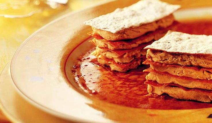 Пробуем Брюссель на вкус: бельгийские вафли