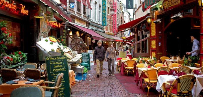 Рестораны Брюсселя: 10 мест, где можно поесть в Брюсселе